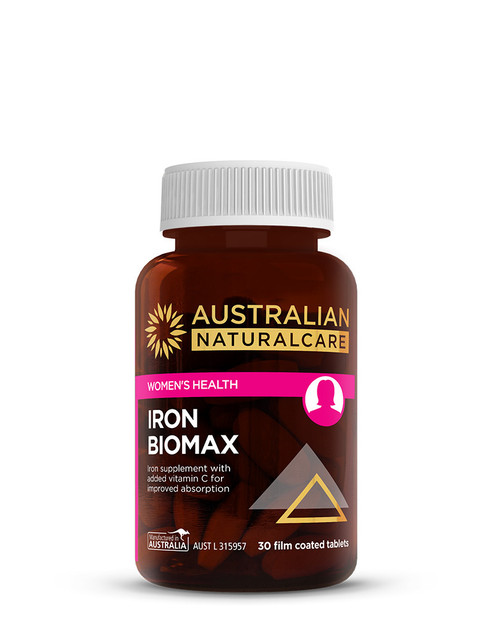 Iron BioMAX