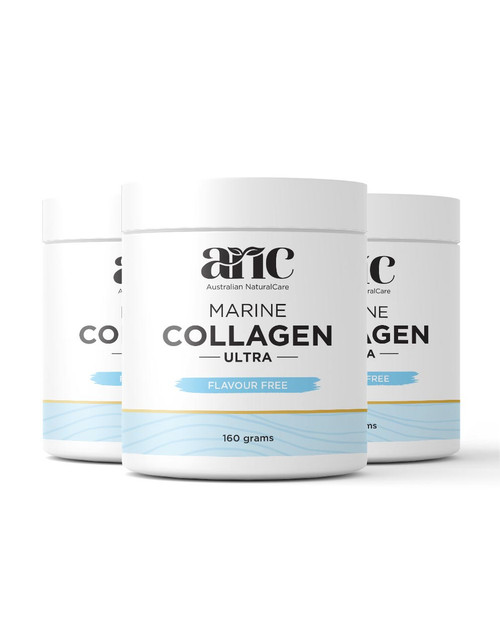 Marine Collagen Ultra 3 x 160g