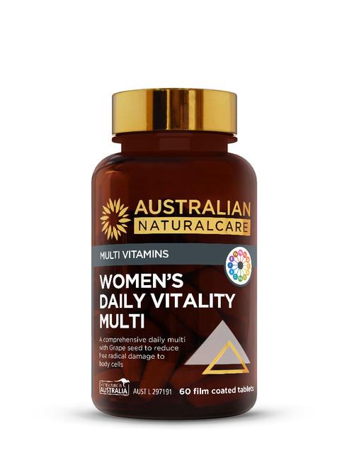 Short Expiry Date - Women's Daily Vitality Multi