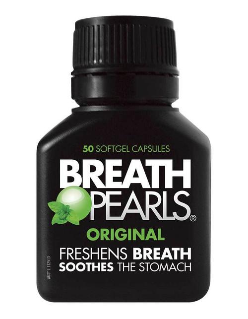 Breath Pearls Original (50 caps)