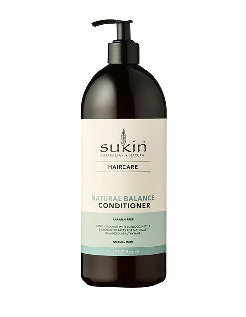 Sukin Natural Balance Conditioner 1L Pump