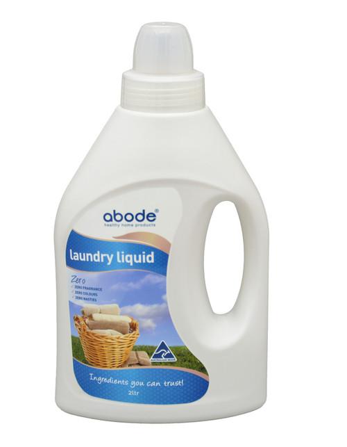 Abode Laundry Liquid Sensitive 2L