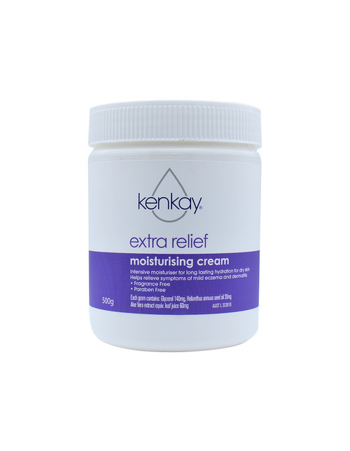 Kenkay Dermatological Extra Relief Cream (500g)