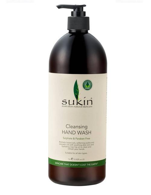 Sukin Cleansing Handwash 1L