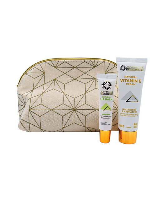Beauty Essentials Bag