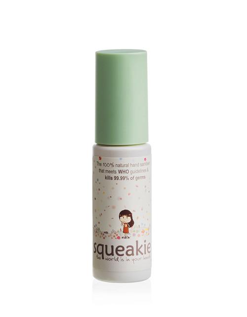 Squeakie Hand Sanitizer Lime & Palmarosa 50ml