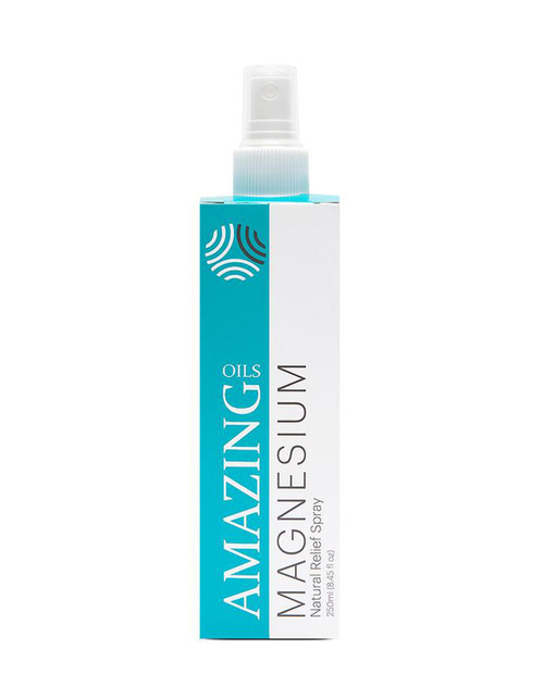 Amazing Oils Organic Magnesium Oil Spray 250ml