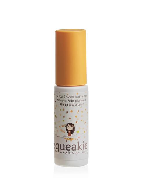 Squeakie Hand Sanitizer Sandalwood Copaiba & Tangerine 50ml