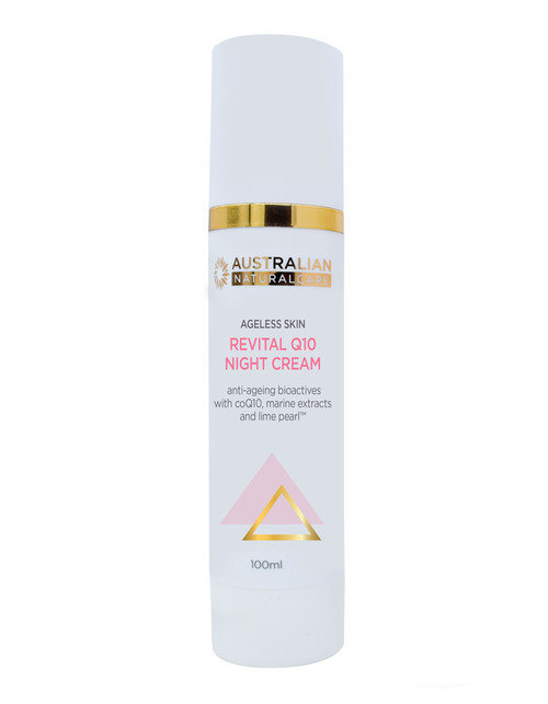 Ageless Skin Revital Q10 Night Cream