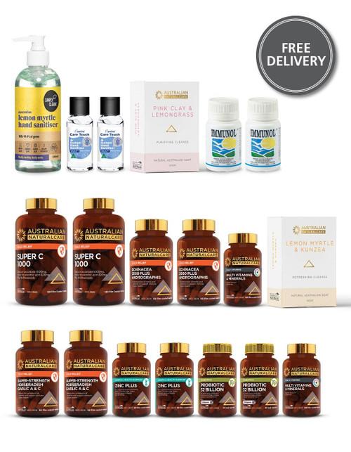 Super Immune Support Pack