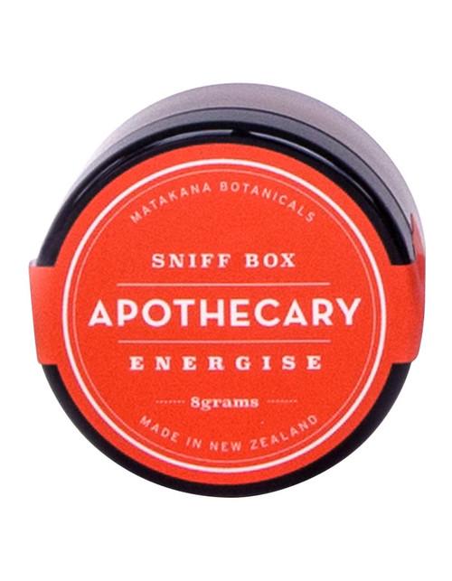 Matakana Apothecary Sniff Box Energise 8gm
