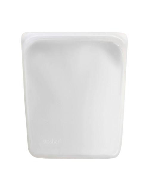 Stasher Silicone Bag - Half Gallon Size - Clear