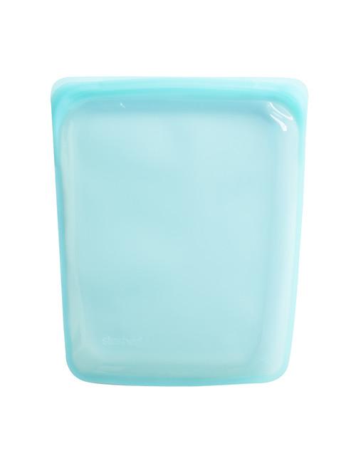 Stasher Silicone Bag - Half Gallon Size - Aqua