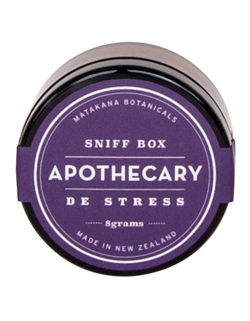 Matakana Apothecary Sniff Box De Stress 8gm