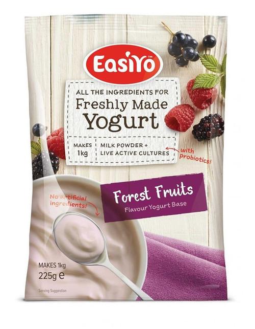 EasiYo Everyday Range Forest Fruits Yogurt Base 225g