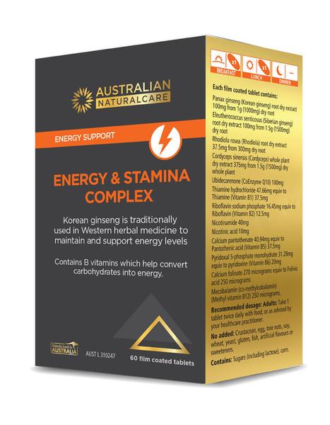 Energy & Stamina Complex