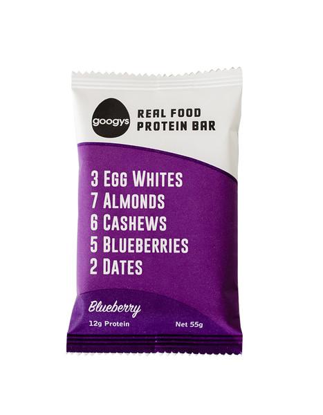 Googys Natural Protein Bar Blueberry 55g