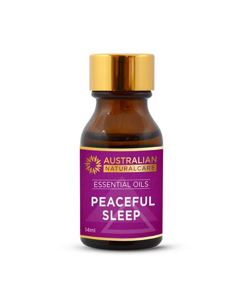 Essential Oils Peaceful Sleep