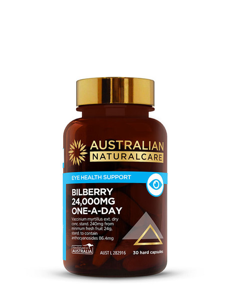 Bilberry 24,000mg One-A-Day