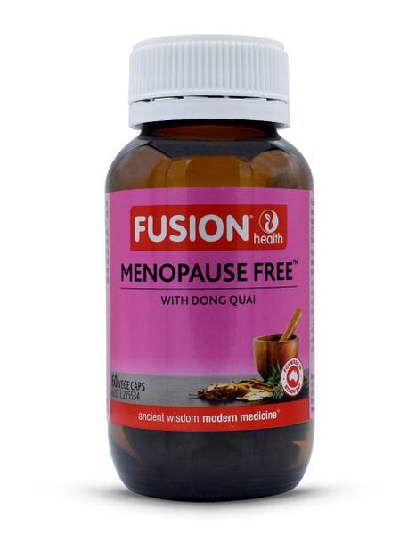 Fusion Health Menopause Free 60 Capsules