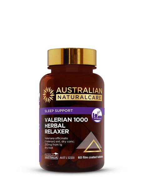 Valerian 1000 Herbal Relaxer