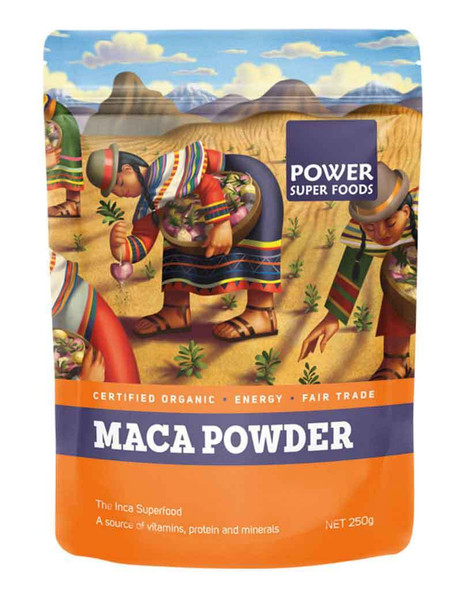 Power Super Foods - Maca Powder - 250g