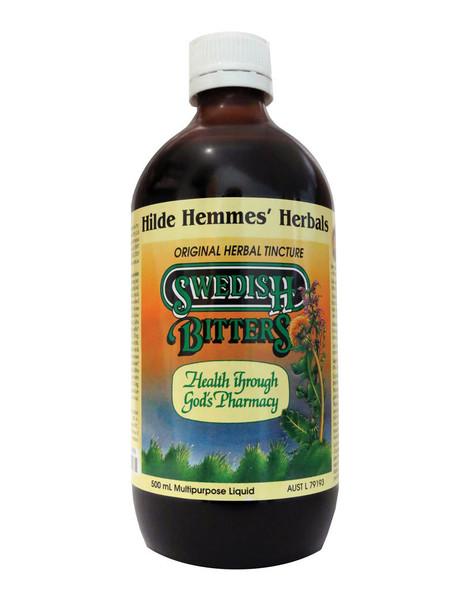 Hilde Hemmes Swedish Bitters (500ml)