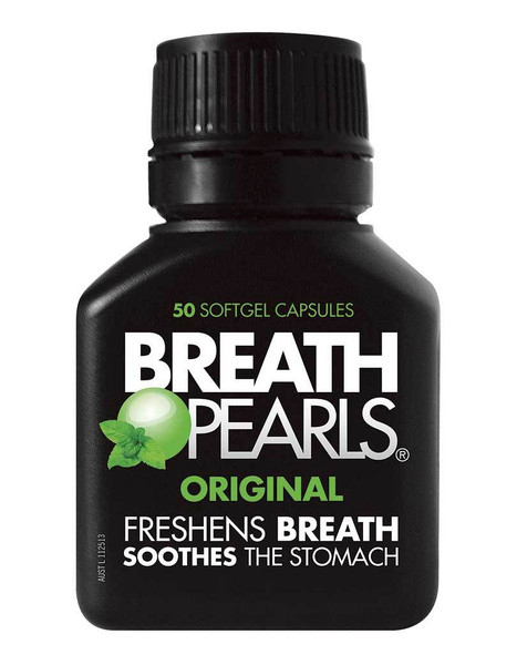 Breath Pearls Original (50 caps)