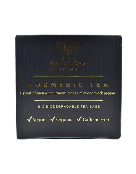 Golden Grind Turmeric Tea 15 bags