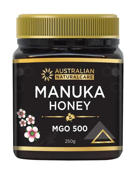 Manuka Honey MGO 500 250gm