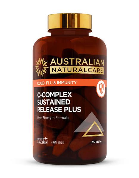 C-Complex Sustained Release PLUS