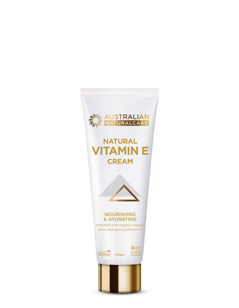 Natural Vitamin E Cream 50gm