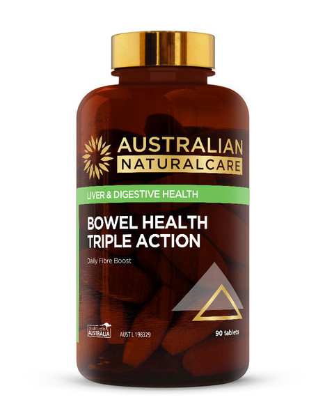 Bowel Health Triple Action