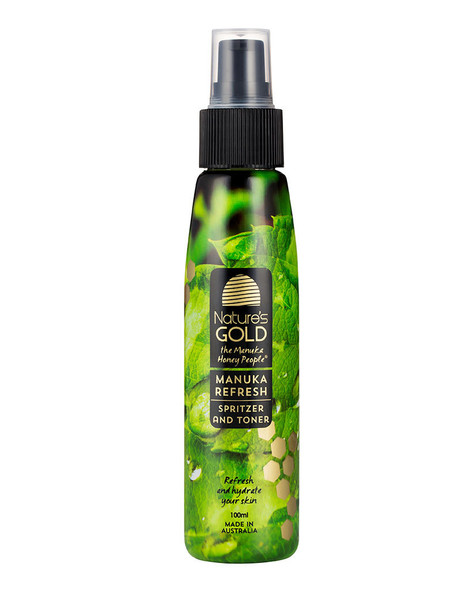 Nature's Gold Manuka Refresh Spritzer & Toner 100ml