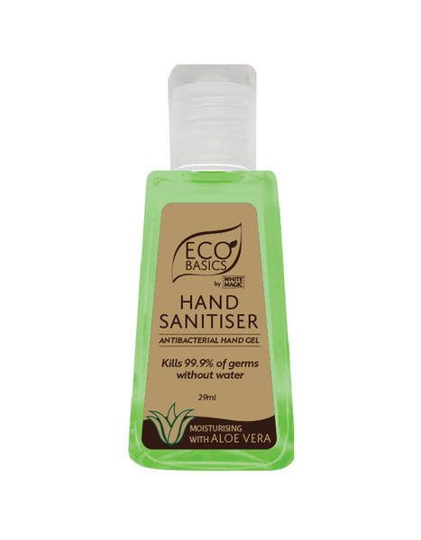 Eco Basics Antibacterial Hand Sanitiser 29ml