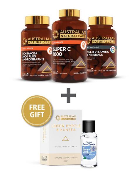 Immunity Essentials Pack
