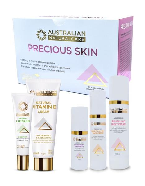 Precious Skin & Ageless Skin Beauty Bundle