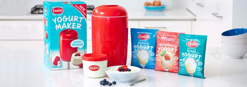 Making Easiyo yogurt - frequently asked questions