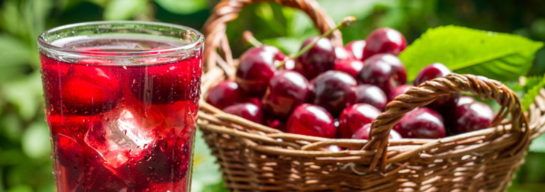 Health Benefits of Sweet Cherry Juice