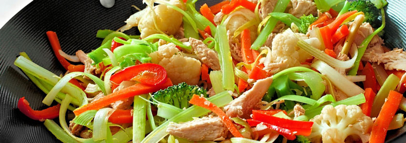 Super Quick Thai Ginger Chicken Stir Fry Recipe