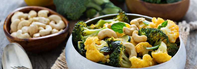 Vegetable Curry with Cashews Recipe