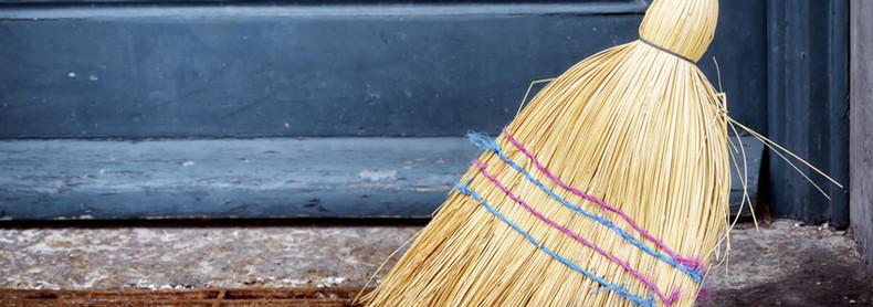 The new spring clean – an internal fibre broom