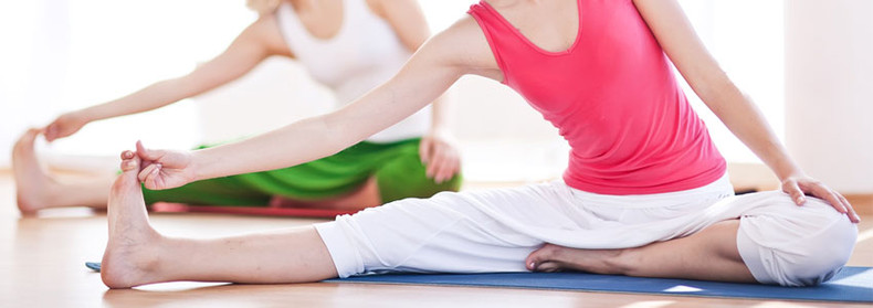 Yoga:  Can it help you lose weight?
