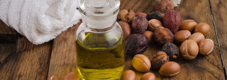Moroccan Argan Oil for hair care