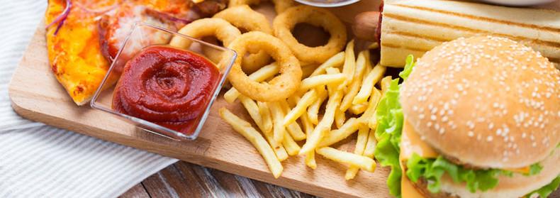 Junk Food Linked to Depressed Moods