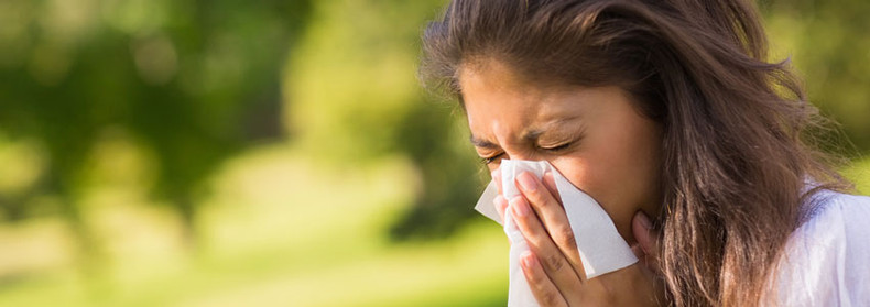 Natural Relief for Hay Fever and Sinusitis