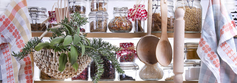 What is in a Naturopath's Pantry?