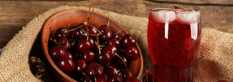 What are the different types of Cherry Juice?