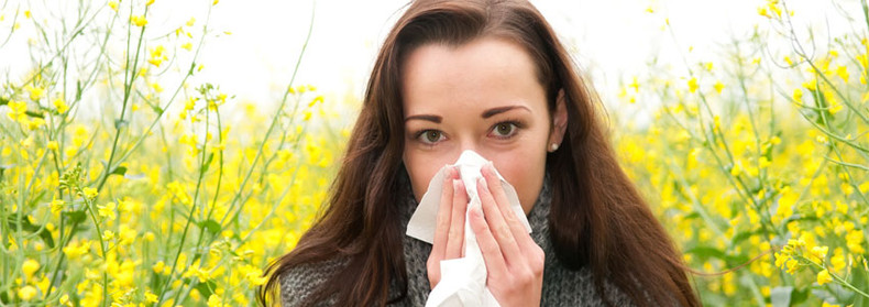 Hay Fever Symptoms and Prevention