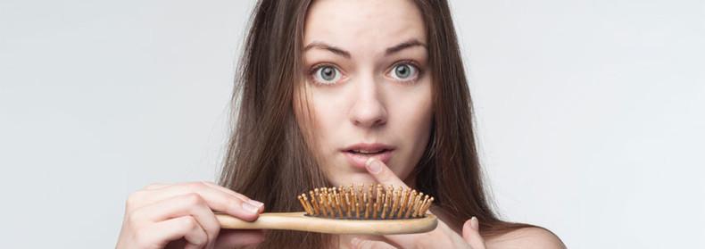 Top 8 Reasons for Hair Loss